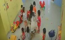 Cô giáo mầm non đánh 4 trẻ, đóng cửa, rút giấy phép cơ sở giữ trẻ