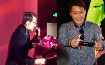Thành Long, Lê Minh, Tiêu Á Hiên…đi hát tụ điểm bình dân kiếm cơm