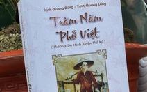 Ra mắt sách 'Trăm năm phở Việt'