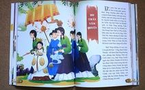 Nữ họa sĩ 9X kể 4.000 năm sử Việt bằng tranh