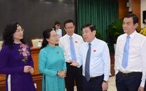 Ngày mai 7-12, khai mạc kỳ họp 23 của HĐND TP.HCM khóa IX