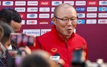 HLV Park Hang Seo: 'Văn Quyết xứng đáng được tập trung đội tuyển quốc gia'