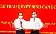 Phó chủ tịch UBND TP.HCM Lê Thanh Liêm giữ chức trưởng Ban Nội chính Thành ủy