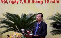 Chánh án TAND TP Hà Nội: sắp xét xử ông Đinh La Thăng, Vũ Huy Hoàng, Nguyễn Nhật Cảm