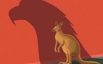 Giữa căng thẳng với Úc, báo Trung Quốc đăng ảnh 'châm dầu vào lửa'