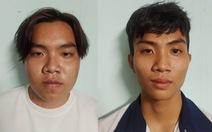 Bắt nhóm chém 3 người nhập viện vì bị nhắc nhở chạy xe nẹt pô