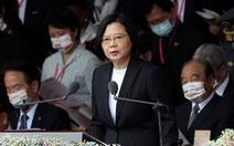 Đài Loan tuyên bố đối mặt với đe dọa quân sự mỗi ngày, tiếp tục mua vũ khí của Mỹ