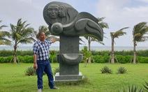 Người 'nhái' tượng ở Tuy Hòa tự nhận kỷ luật khiển trách