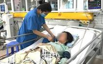 Một bệnh nhân nữ uống một lần 60 viên thuốc hạ huyết áp