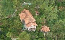 Khu nhà hoành tráng xây không phép trên đất rừng: Bình Định 'sẽ sớm xử lý'