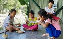 Những đứa trẻ chỉ muốn mãi được tới trường
