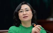 Giới thiệu bà Phan Thị Thắng và ông Lê Hòa Bình để bầu làm phó chủ tịch UBND TP.HCM