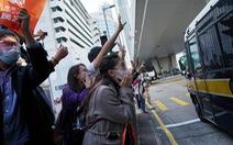 Mỹ - Trung 'so găng' chuyện Hong Kong