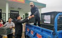 Trao 'sinh kế' giúp người dân Quảng Nam vượt qua khó khăn sau bão lũ
