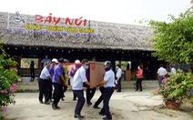 Bắt đầu cưỡng chế công trình trái phép ở Long Sơn, Vũng Tàu