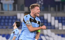 Kết quả, bảng xếp hạng Champions League 9-12: Thêm Lazio, PSG và Leipzig đi tiếp