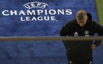 Solskjaer: 'Không thể để lọt lưới 3 bàn rồi mong ngược dòng như ở Premier League'