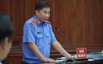 Vụ Ngân hàng Phương Nam: Đề nghị tăng gấp đôi hình phạt đối với ông Trầm Bê