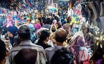 Indonesia: Tiểu thương bán ở chợ dễ mắc COVID-19