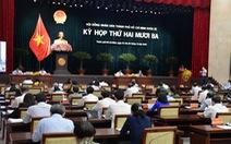 TP.HCM dự thu hơn 1,9 triệu tỉ đồng ngân sách trong 5 năm tới