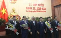 Đà Nẵng có chủ tịch, phó chủ tịch UBND và chủ tịch HĐND mới