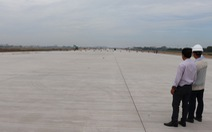 Đường băng mới sân bay Tân Sơn Nhất sẽ tiếp nhận máy bay từ ngày 31-12-2020
