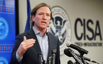 Cựu lãnh đạo an ninh mạng Mỹ kiện bên ông Trump và đài Newsmax