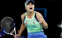 Ngược dòng hạ Muguruza, Sofia Kenin lần đầu đoạt danh hiệu Grand Slam