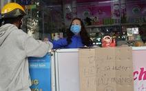 Hủy xử phạt 25 triệu với tiệm thuốc bán khẩu trang 'đội' giá 50.000 đồng