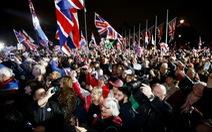 Nước Anh chính thức ra khỏi EU sau 47 năm gắn bó