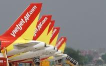 Vietjet thắng lớn, doanh thu vận tải hàng không đạt 41.000 tỉ đồng