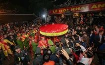 Khai ấn Đền Trần, lễ khai hội Xuân Tây Yên Tử, lễ hội Phết Hiền Quan thông báo dừng tổ chức