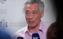 Thủ tướng Lý Hiển Long: 'Đeo khẩu trang cho bạn cảm giác an toàn giả tạo'