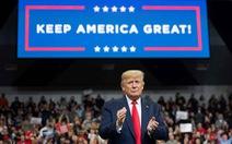 Ngày ông Trump được tha bổng đến gần