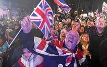 Người Anh sửa sai hậu Brexit