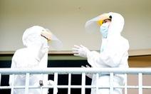 Bệnh viện dã chiến tại TP.HCM chính thức hoạt động