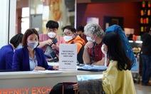 Ba hành khách bị từ chối nhập cảnh ở Nội Bài vì đến từ vùng dịch