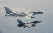Đài Loan chặn chiến đấu cơ Trung Quốc ngày thứ hai liên tiếp