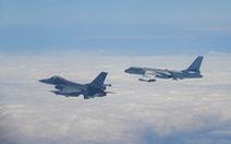 Đài Loan chặn chiến đấu cơ của Trung Quốc