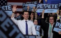 Pete Buttigieg vẽ tương lai Đảng Dân chủ?