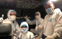 Hành trình sang Vũ Hán đón thai phụ 8 tháng của nữ bác sĩ trẻ