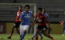 Chỉ còn 10 người, Than Quảng Ninh thua đậm Bali United tại AFC Cup