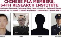FBI: Quân nhân Trung Quốc đánh cắp dữ liệu 147 triệu người Mỹ