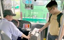 TP Hồ Chí Minh áp dụng thẻ thanh toán thông minh cho giao thông công cộng