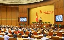 Quốc hội có thể tăng đến 200 đại biểu chuyên trách