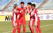 Công Phượng lập công giúp CLB TP.HCM có điểm trận ra quân AFC Cup