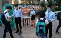 Học sinh Đồng Nai học lại ngày 17-2