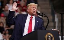 Kinh tế Mỹ tốt, ông Trump tuyên bố sẽ giành lại hạ viện từ Đảng Dân chủ