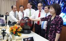 TP.HCM ra mắt mô hình thí điểm Trung tâm điều hành giáo dục và y tế thông minh