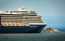 Du thuyền 2.000 khách không có người nhiễm corona vẫn 'bơ vơ' sau 5 lần bị từ chối